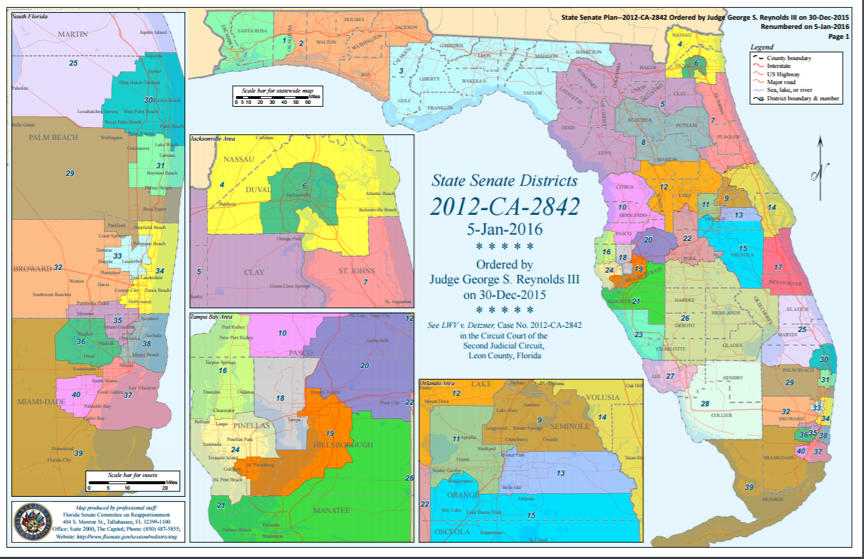 Florida State Fairgrounds Map.Why County Level Clustering And Sorting Can T Explain