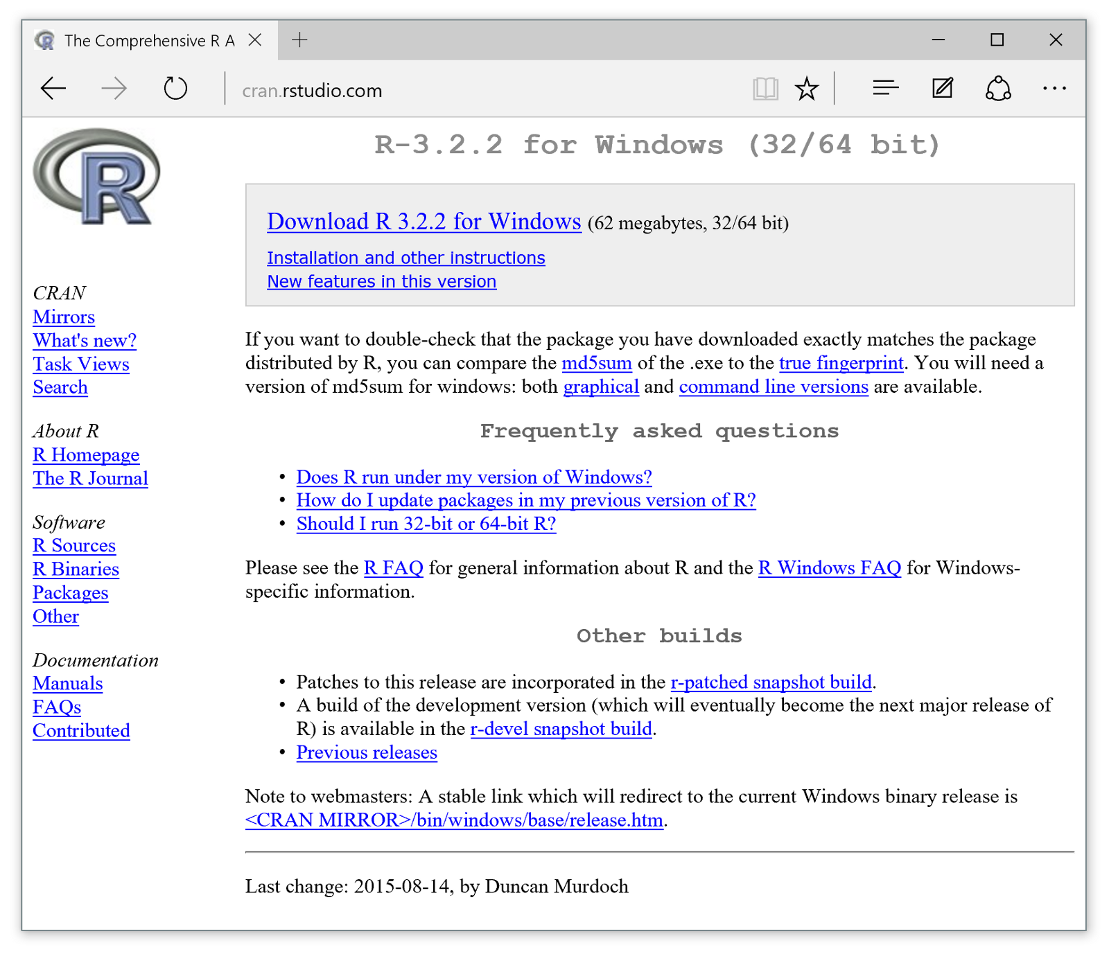 Create pdf reports using r, r markdown, latex and knitr (on.