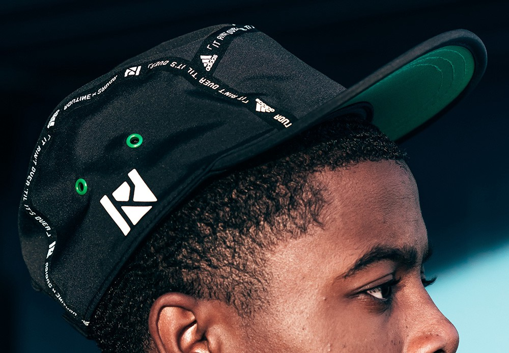 """promo code 6ea4c 1fe02 Adidas and Routine Baseball Partner Up For the """"RALLY CAP"""" Collection"""