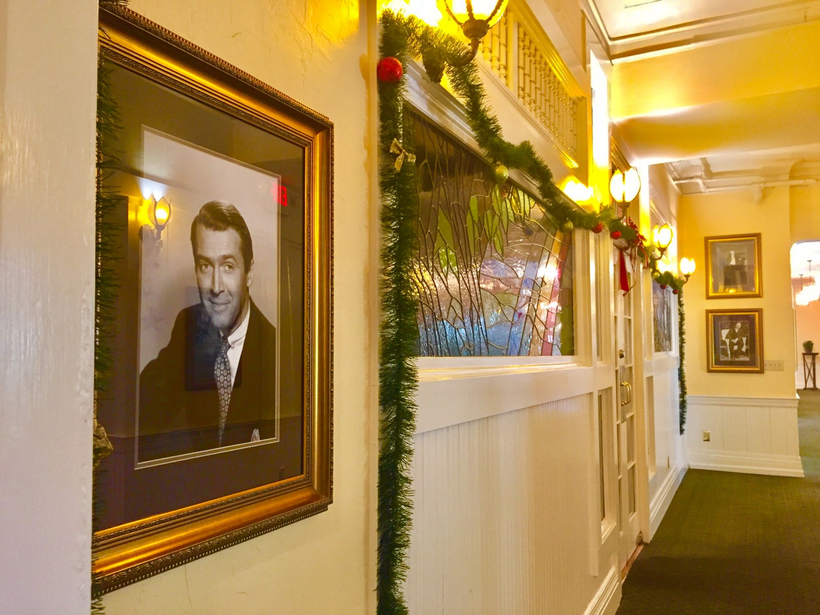 the holidays at the historic green park inn – jennifer andrews