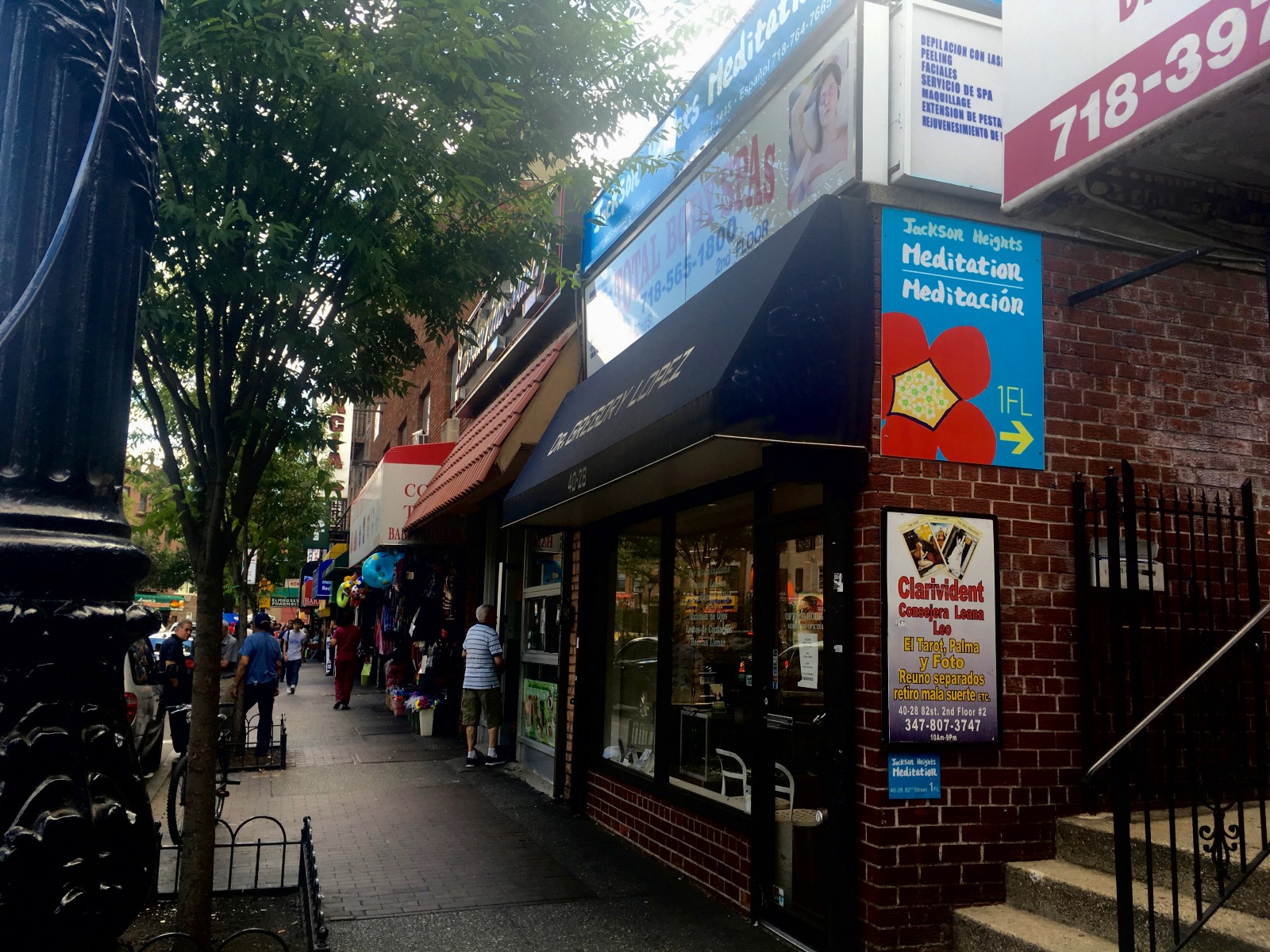Immigrants In Jackson Heights Discover A Universal Religion
