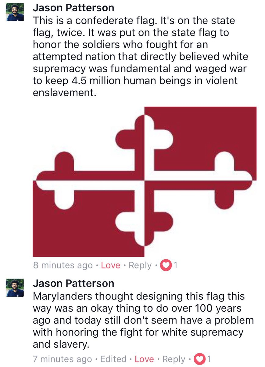 The Confederate Roots Of The Maryland Flag Extra Newsfeed