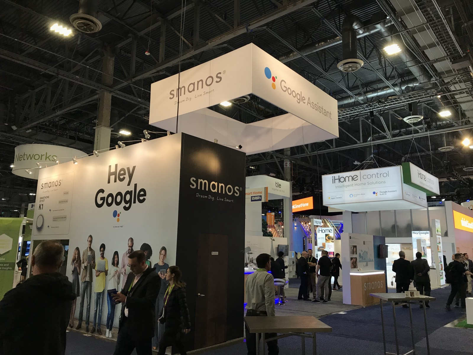 Exhibition Stand Trends 2018 : Ces trend the battle for home begins in earnest