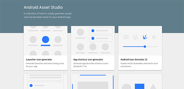 Top 30 Android Tools - #5 Android Asset Studio