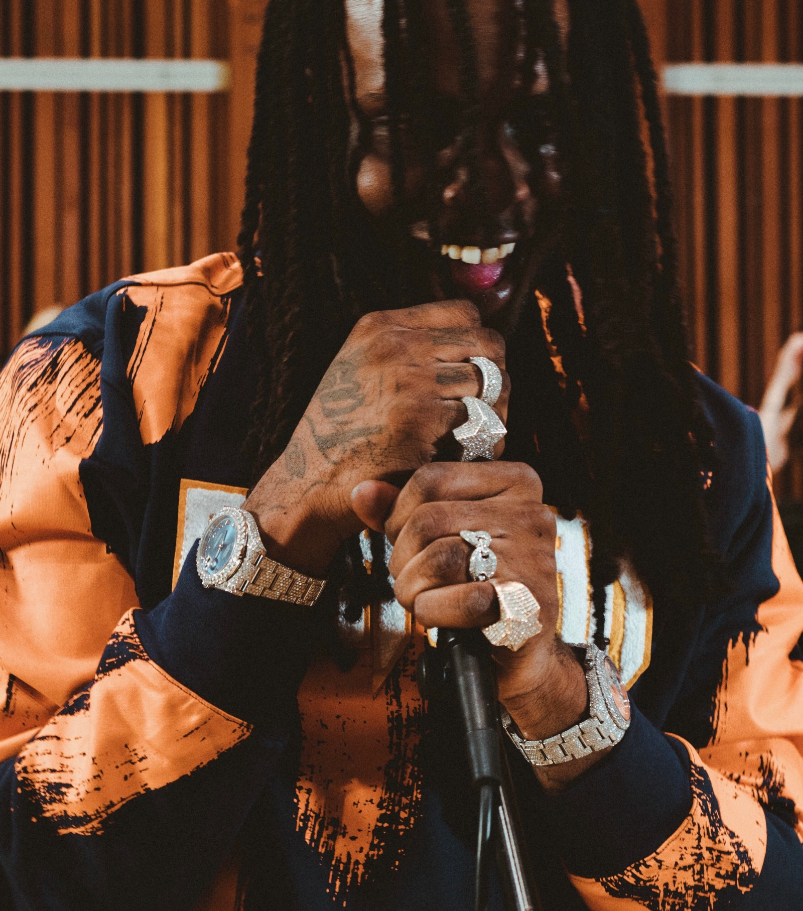 """Chief Keef Love Sosa: Watch Chief Keef Perform €�Love Sosa"""" With A Full Orchestra"""