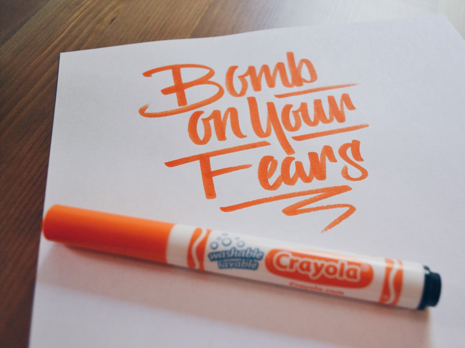 lettering gear guide 2015 handling the curve