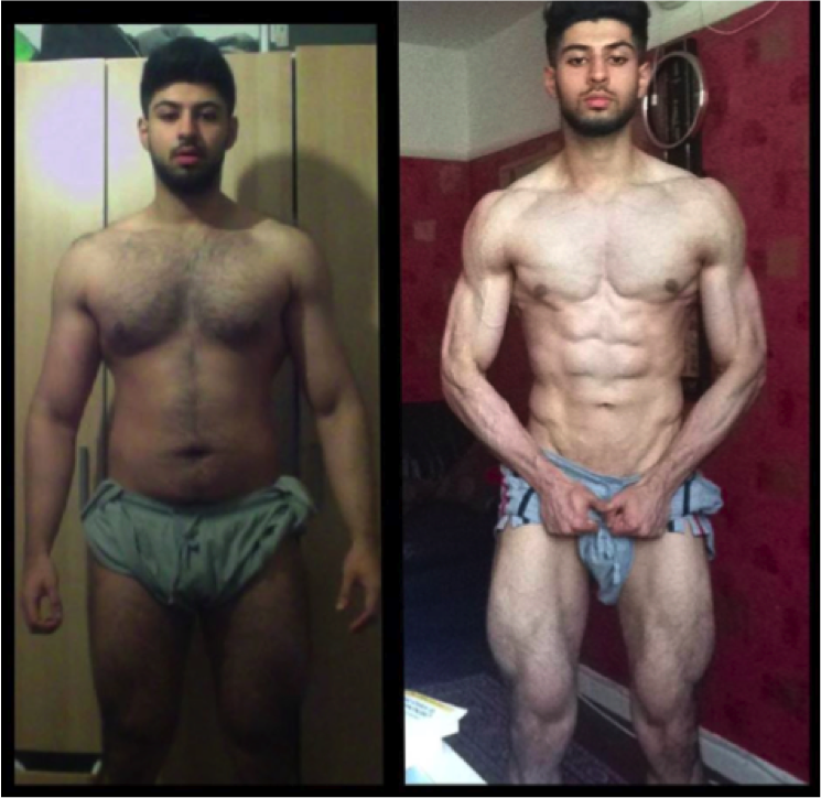 What I Learned Going from Fat to Fit