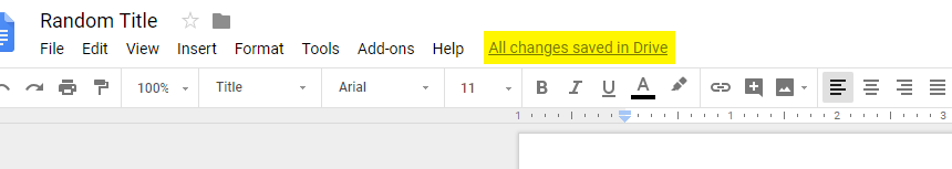Google Docs Tips That Will Save You Time And Make Your Day