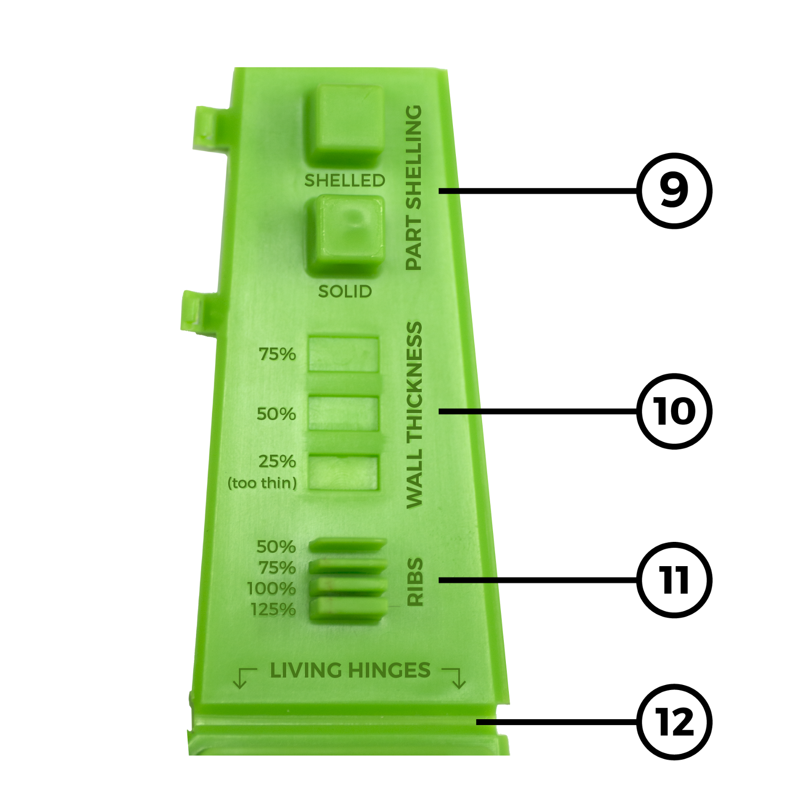 Jaycon Systems Injection Molding Design Tool Pencil Holder Guide Process Flow Diagram Reaction Moulding Plastic Thickness