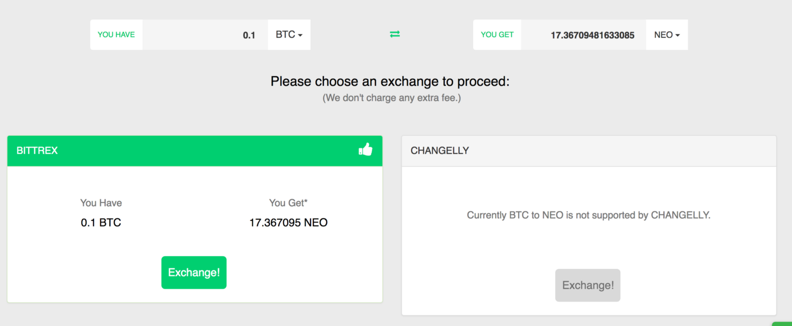 neo cryptocurrency wallet