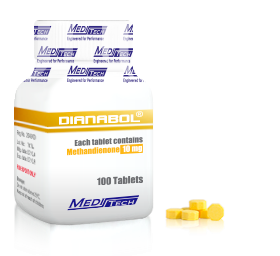 Dianabol — One of the best steroid from MEDITECH