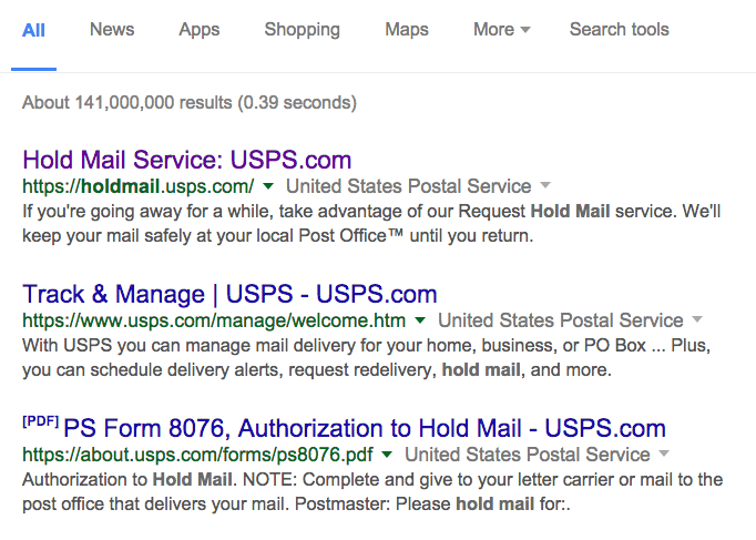 How to Hold Mail For Free and Avoid Scammy Websites That Collect ...