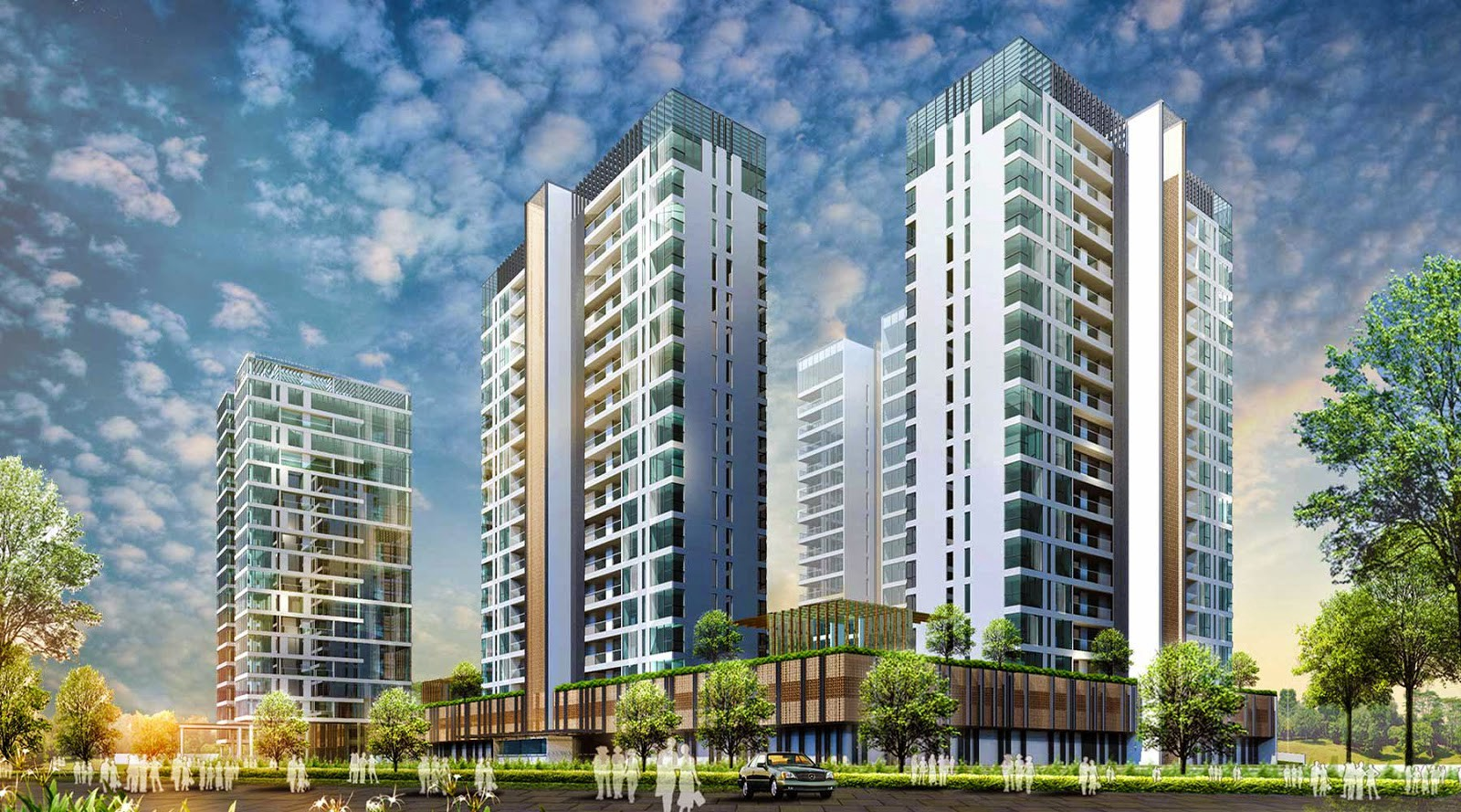 ... Has Become The Go To Destination For People Looking For Luxury  Residential Properties To Invest In. An Increasing Rise In Demand For Affordable  Homes In ...