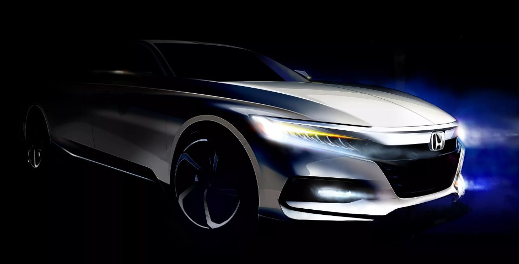 2018 Accord Honda will Debut in Detroit on 14th of July