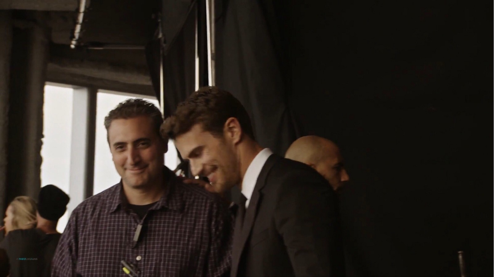 Top VIDEO: Hugo Boss 'The Scent For Her' Behind The Scenes with Theo  LY97