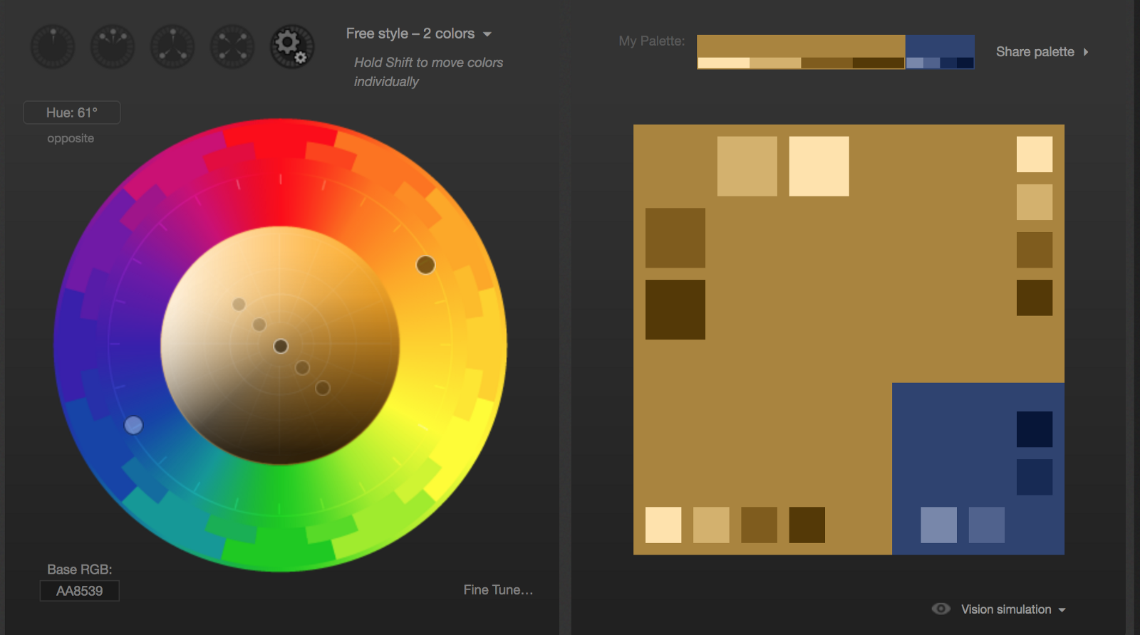 The Ultimate UX Guide To Color Design Muzli Inspiration