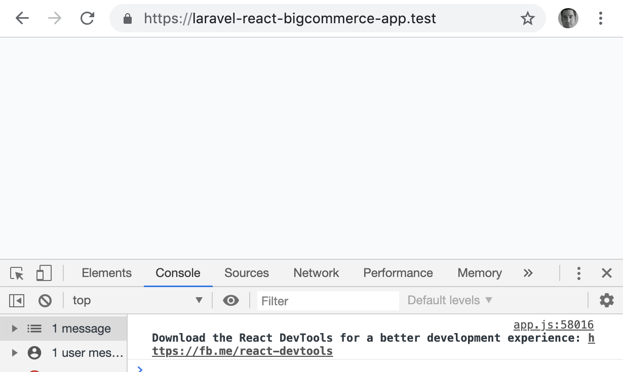 Building a BigCommerce App Using Laravel and React