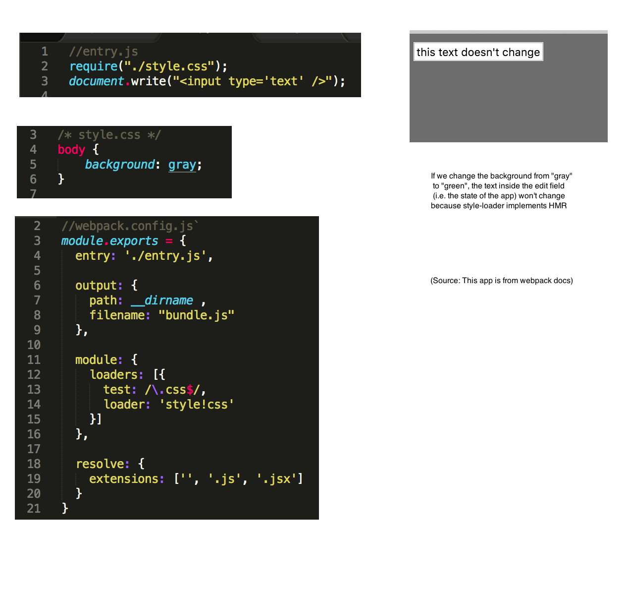 Webpack & The Hot Module Replacement - IT閱讀
