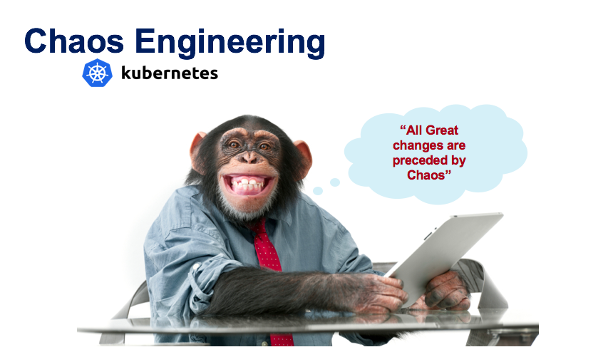 Improving Kubernetes Resiliency with Chaos Engineering