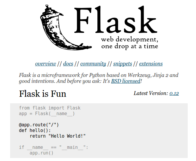 Python app engine 2017 building a simple flask app oh flask is fun well you should have told me that before malvernweather Gallery