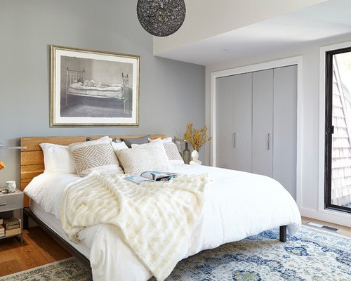 Transitional Bedroom, Original Photo On Houzz