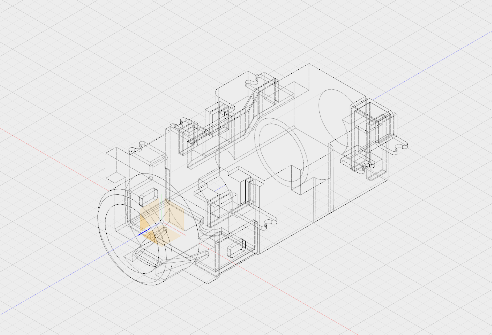 Choosing Connectors Tempo Automation Medium Tom Anderson Wiring Diagram Next I Tried A Model From Cui This Is Component Made Multiple 3d Bodies