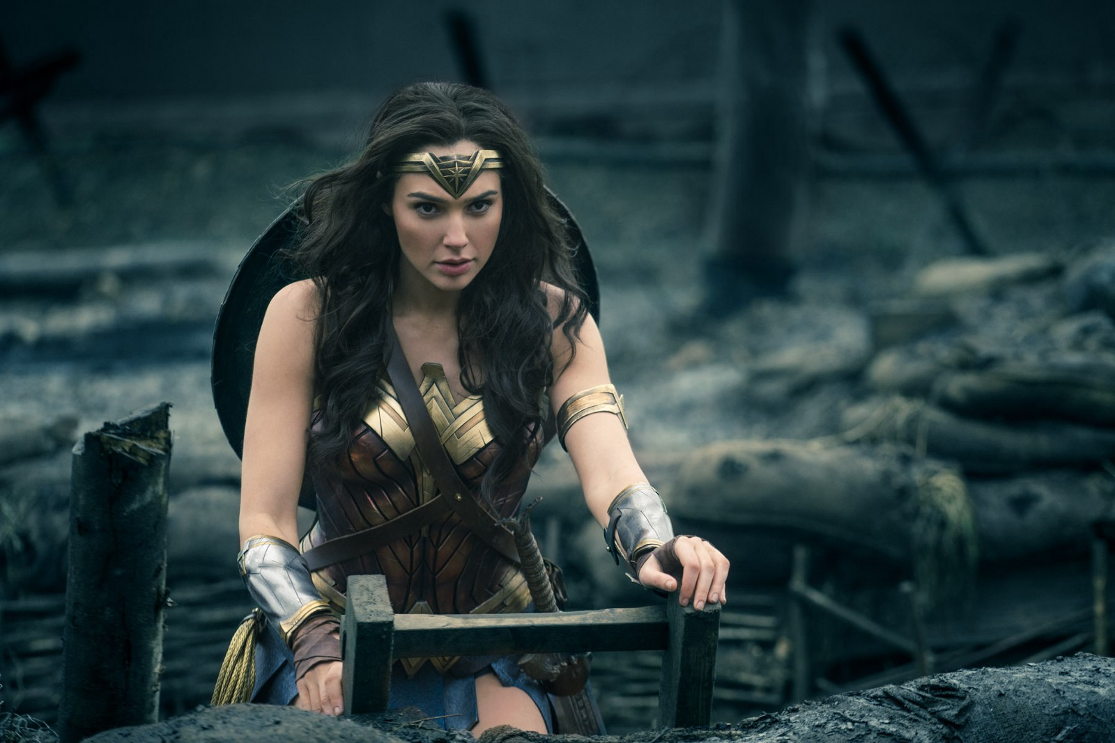 Movie review with the highly enjoyable wonder woman strong women movie review with the highly enjoyable wonder woman strong women have come to rescue the flailing empire of dc films malvernweather Choice Image