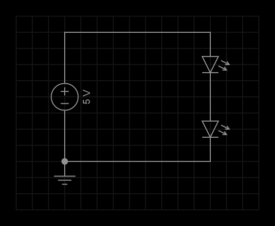A simple series circuit