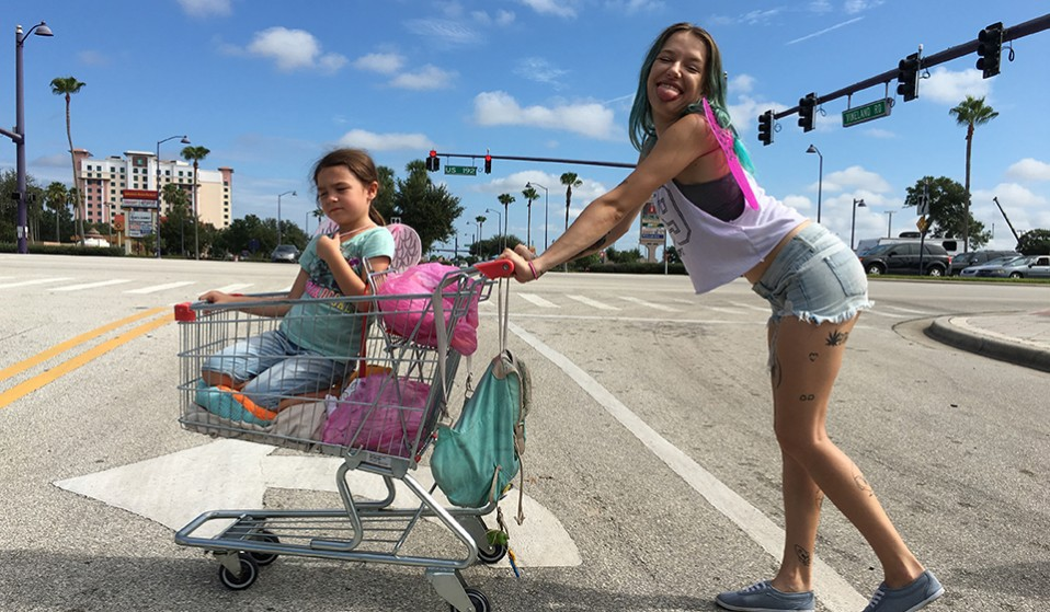 halley et monee the florida project