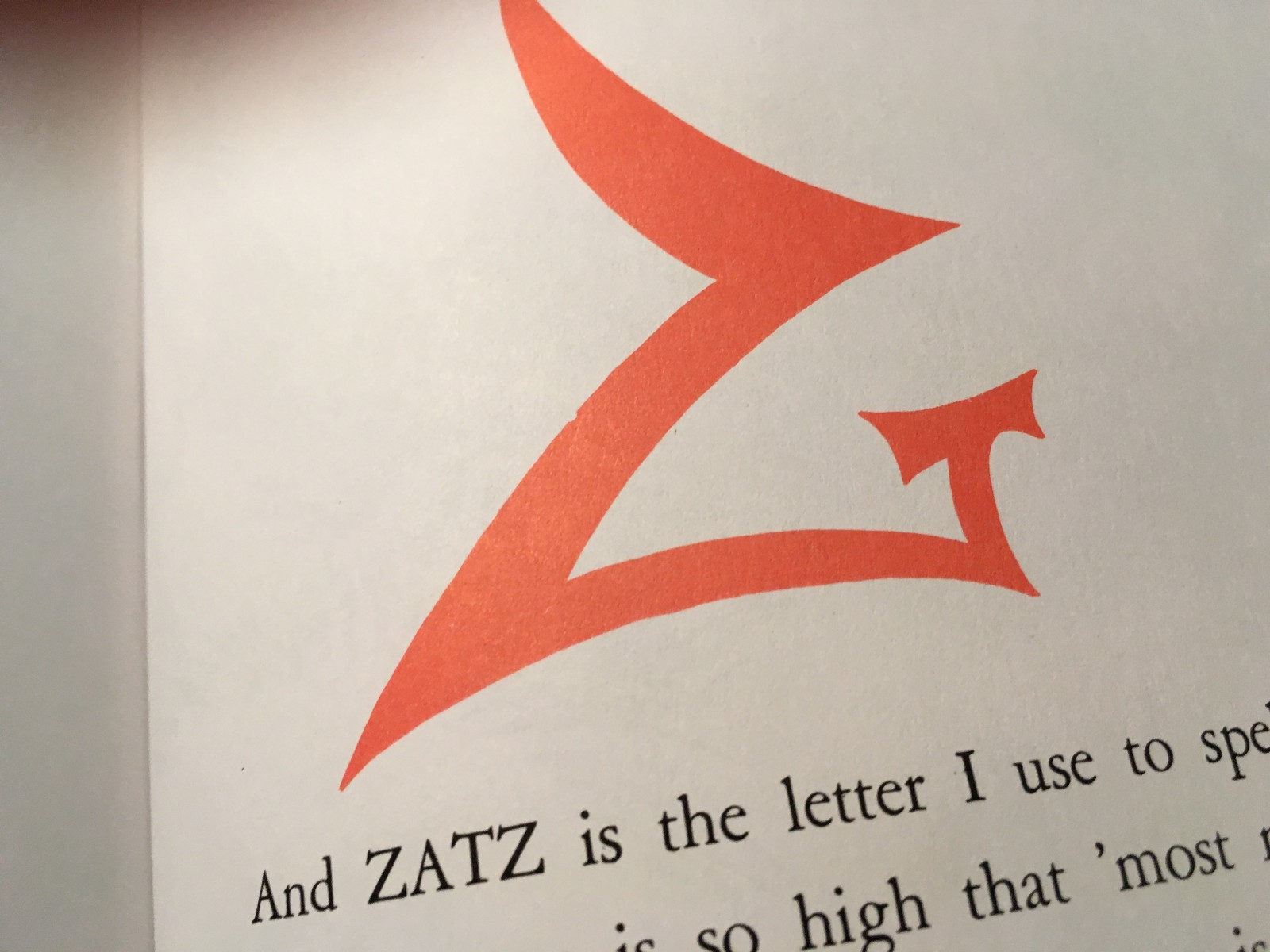 The Danger Of Stopping At Z Why Kids Should Code In The Words Of