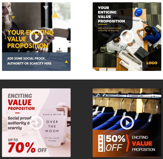 KickAss Video Ads By Lucas Adamski Review Amazing Done For You - Video ad templates