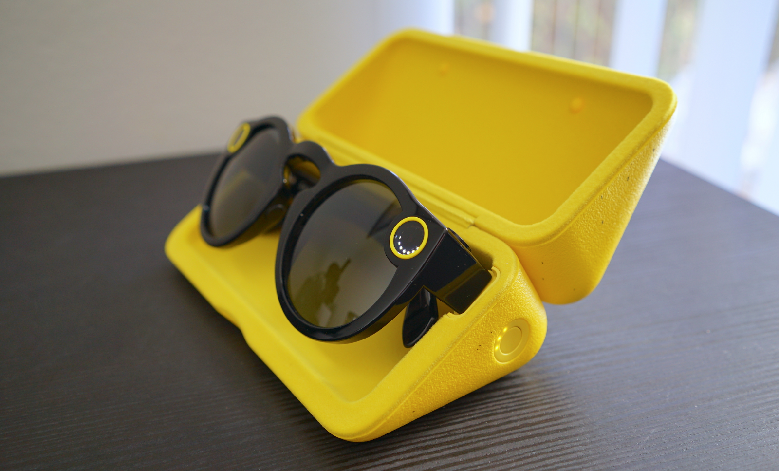 a3521f64cd23 Review  Snapchat Spectacles – Logically Technology – Medium