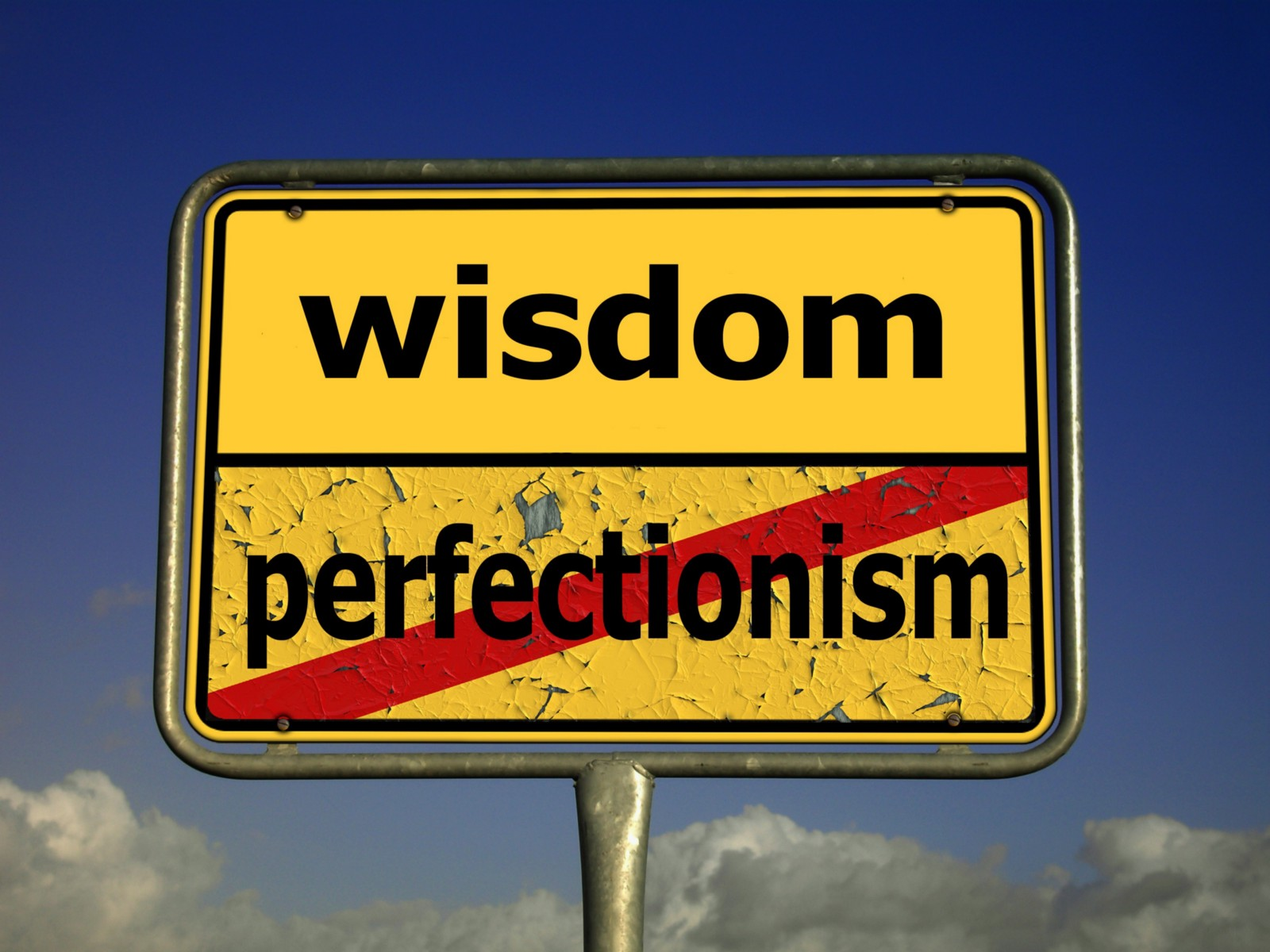perfectionism Perfectionism: defining the term as referring to god's righteousness, and not self-righteousness perfectionism, no less than isolationism or imperialism or power politics, may obstruct the paths to international peace.