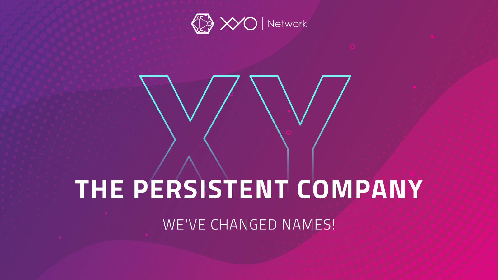 Name Change! We're Now XY The Persistent Company – BitUniverse News