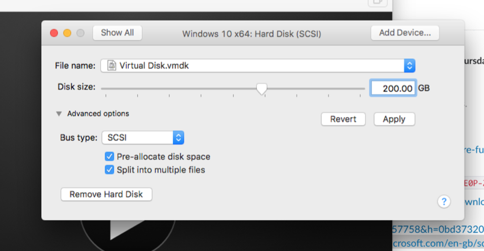 how to set up VMWare Fusion on your mac computer