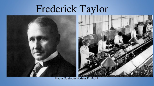 compare and contrast henry fayol and frederick taylors theory