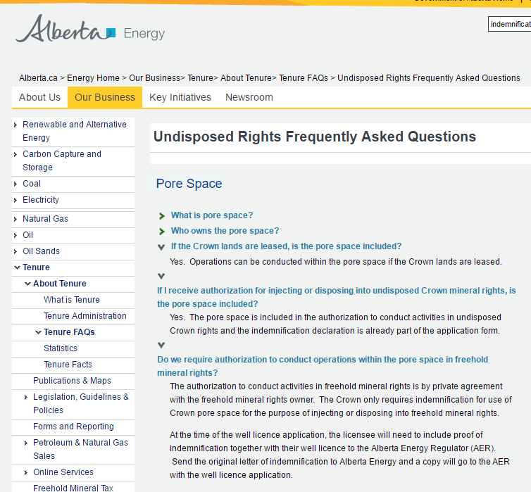 Disposal Rights In Alberta Enernext Medium