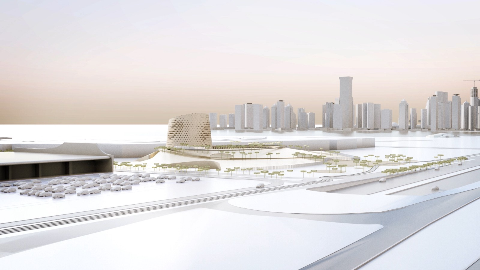 Italian firm to build transport museum in qatar doha for Architecture firms in qatar