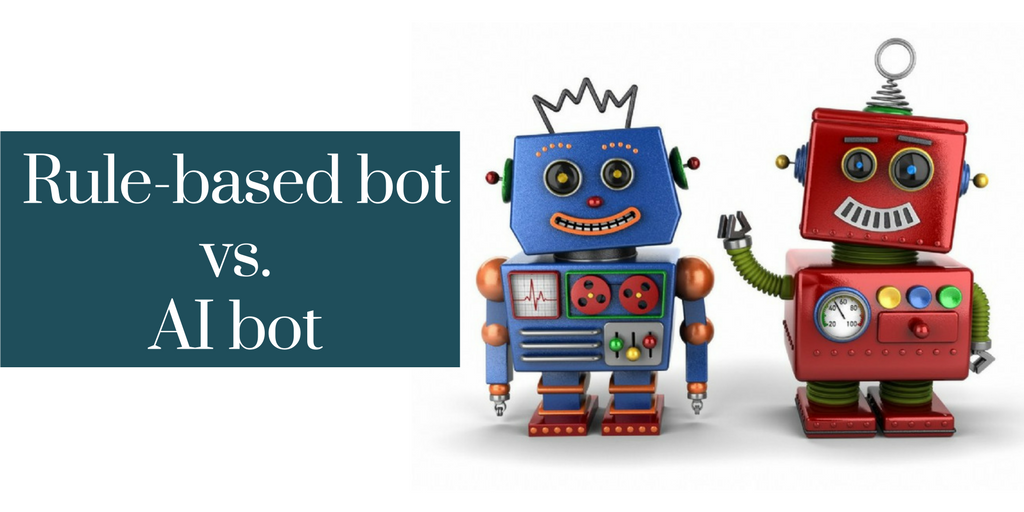 Which Is Best for You: Rule-Based Bots or AI Bots?