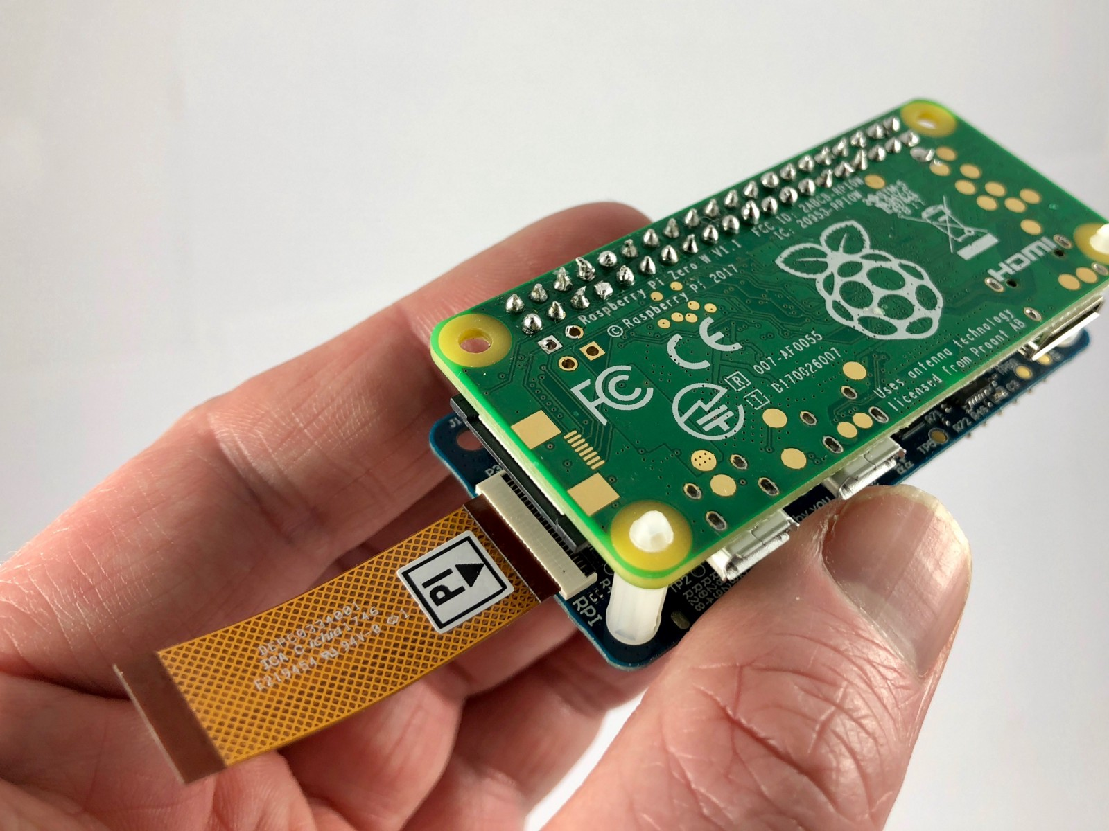 Hands On With The Aiy Projects Vision Kit Alasdair Allan Medium 1000 Circuit Board Stickers And Sticker Designs Youre Probably Going To Have Ignore