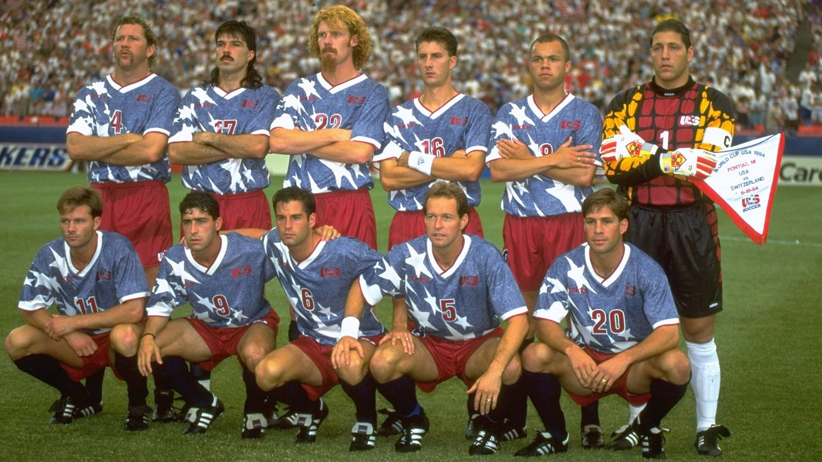 2fcc89796 The 1994 World Cup launched soccer as we know it in the United States. It  was directly responsible for the start of Major League Soccer