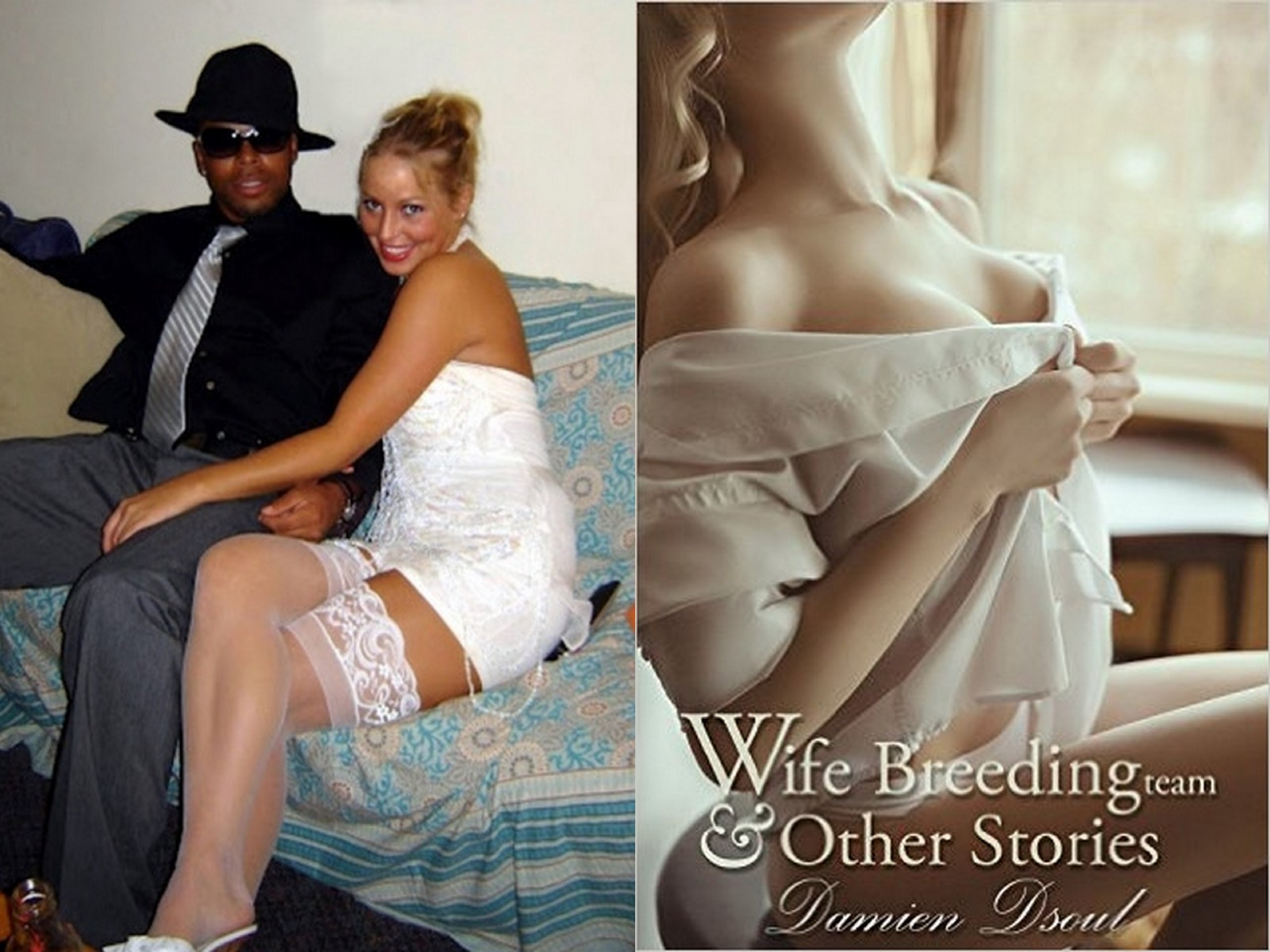Interracial breeding stories free very