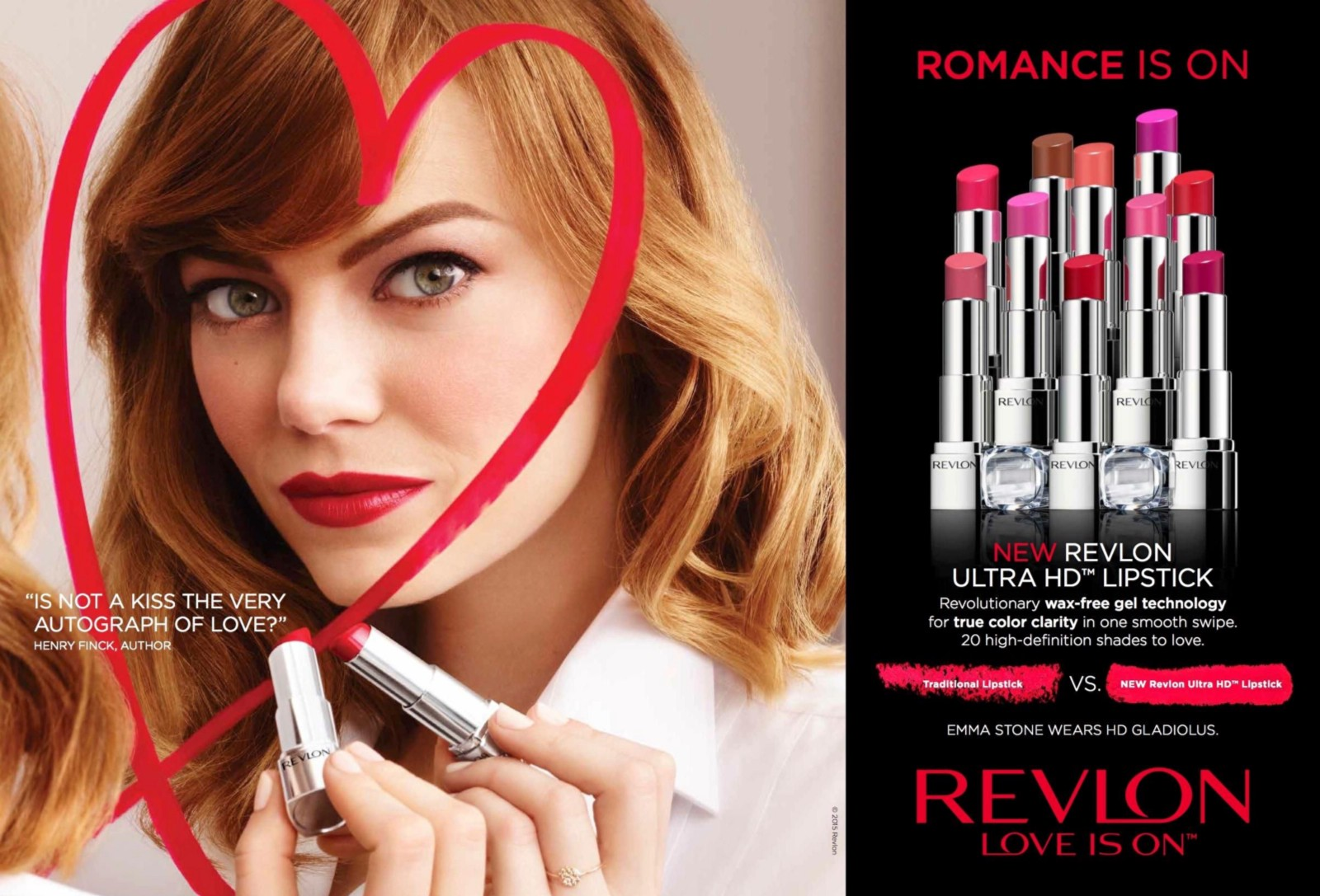 an analysis description and comparison between the ads from mac and revlon Learn about the differences between an office 365 office 365 and office 2016 student 2016 for mac the primary difference between these two.