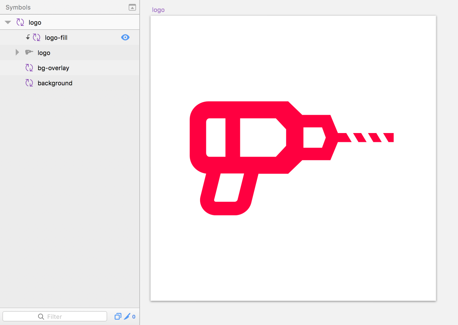 Using nested symbols to create tons of social assets in seconds for this reason i often have a logomark representation of the product that will fit nicely into favicons and profile photos see below biocorpaavc Choice Image