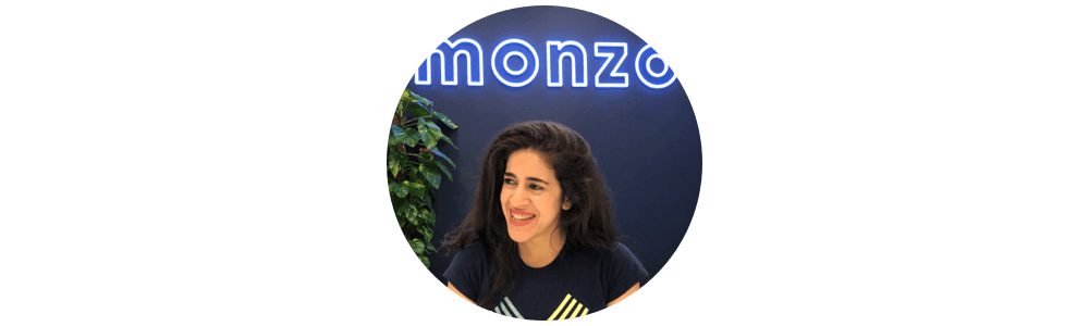 A Day in the Life: Maria Stylianou (Engineering Manager,Monzo)
