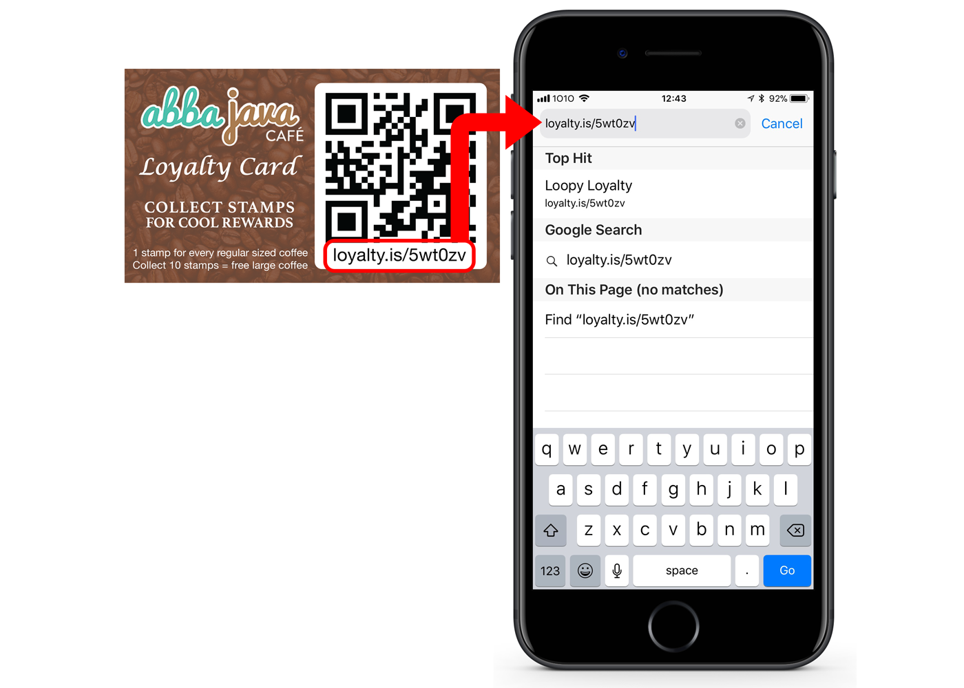 how to add a loyalty card to apple wallet the customer loyalty rh blog loopyloyalty com