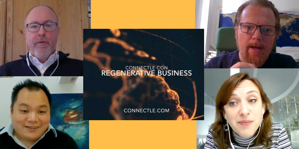 Regenerative Business: 7 Critical Issues for 7 Generations