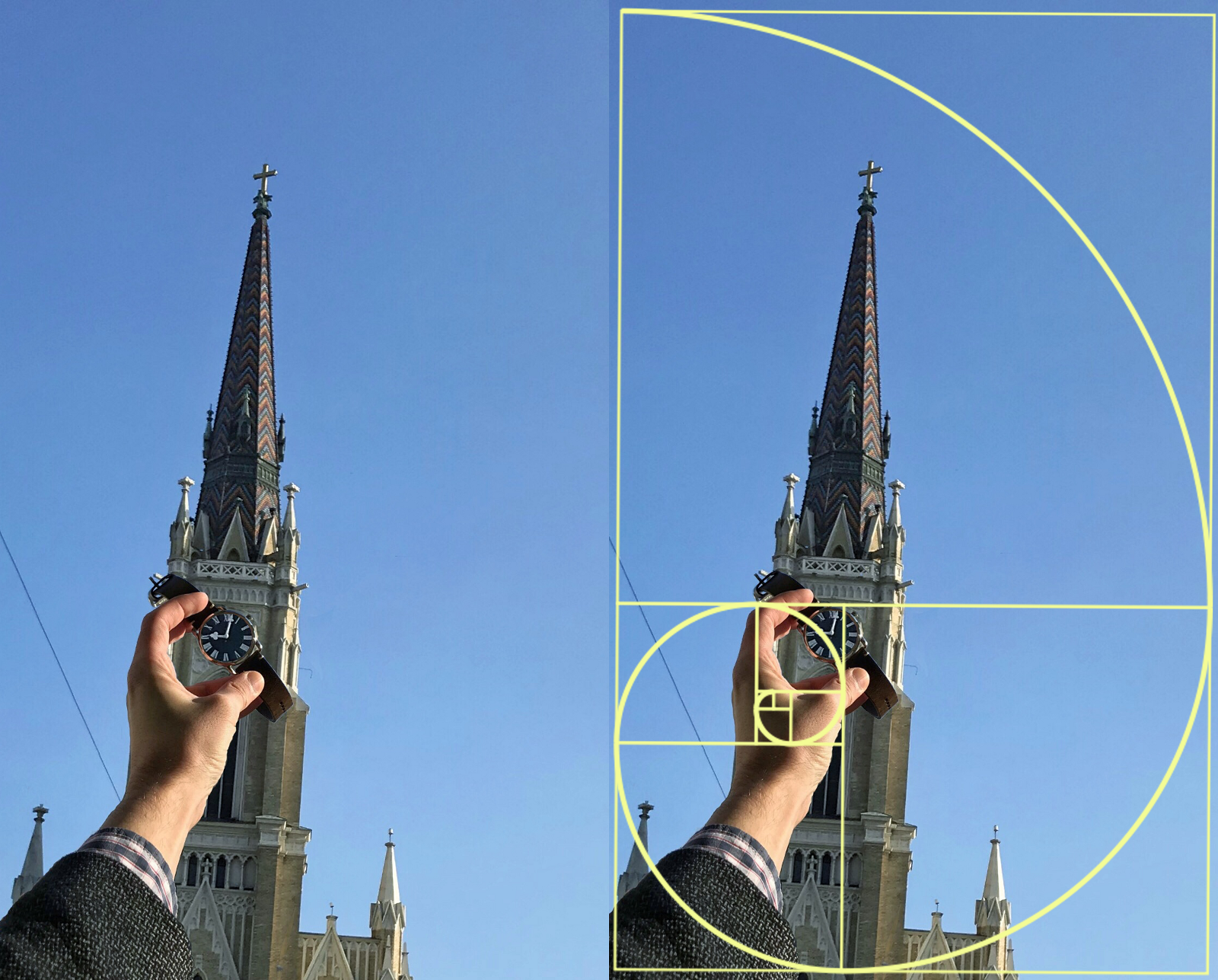 Golden ration in photography composition & Golden ratio in layout design \u2013 Hacker Noon