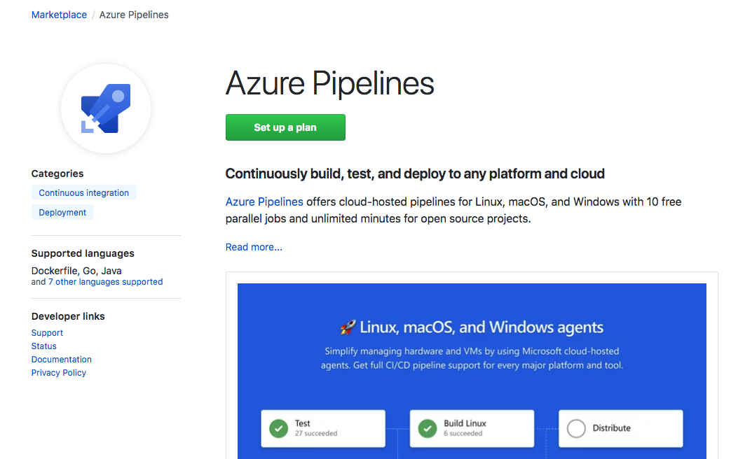 Dean Bryen | Azure Pipelines - Adding CI/CD from GitHub to