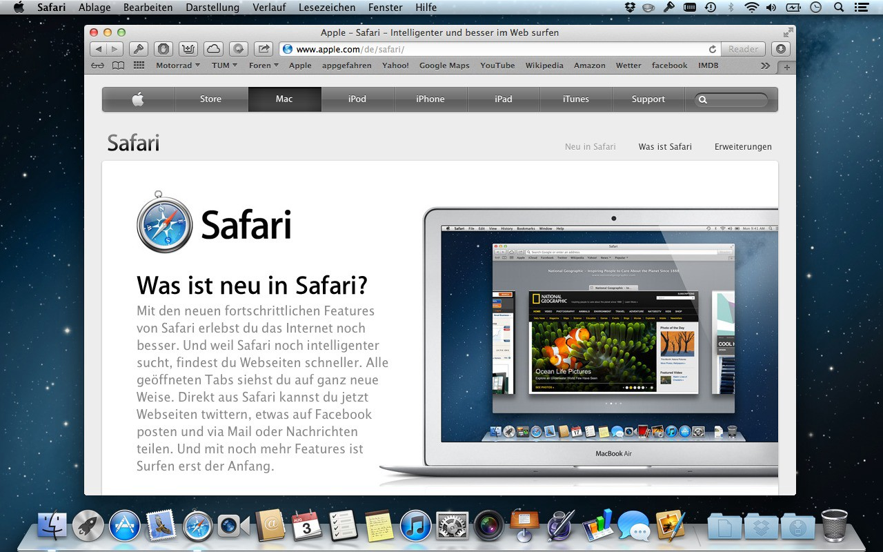 Safari 4 beta for windows and os x | redmond pie.